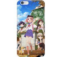 Gakkou Gurashi! iPhone 5s Case iPhone Case/Skin