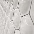 Wall Tile Detial by deltagphoto