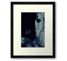 Weeping Wall Framed Print