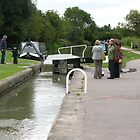 Foxton Locks, Leicestershire (5126) by Tony Payne