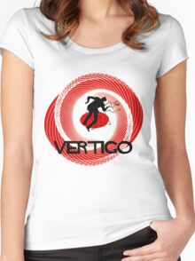 Vertigo Women's Fitted Scoop T-Shirt