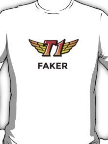 SKT T1 - FAKER T-Shirt