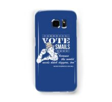 Vote Smails Samsung Galaxy Case/Skin