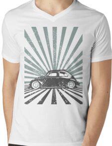 beetle2 Mens V-Neck T-Shirt