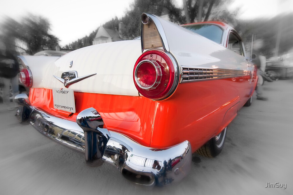 56 Ford by JimGuy
