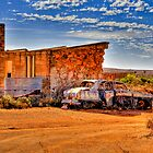 AROUND AUSTRALIA IN A MOTORHOME by John Miner
