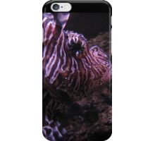 staring death in the eye iPhone Case/Skin
