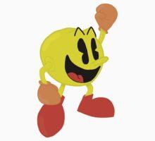 Retro Pac-Man Kids Clothes