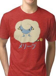 Mareep Kawaii  Tri-blend T-Shirt