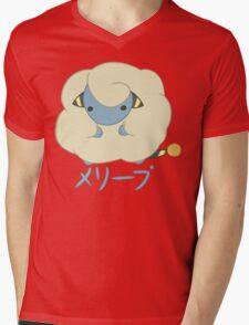 Mareep Kawaii  Mens V-Neck T-Shirt