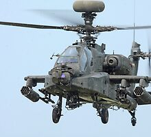 Apache Longbow by Karl R. Martin
