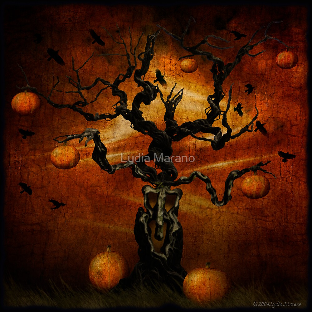 The Halloween Tree by Lydia Marano