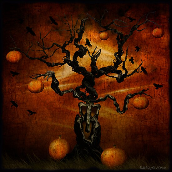The Halloween Tree by Lydia Marano