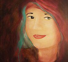 Gypsy Expression by cindywilsonart