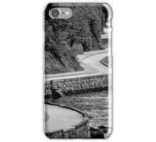 The long and Winding Road iPhone Case/Skin