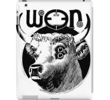 WEEN 4 eyed deer iPad Case/Skin