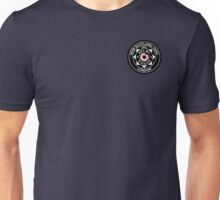 """Not my division!"" Lestrade NSY Badge Unisex T-Shirt"