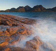 Coles Bay. by Michael Treloar