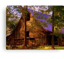 Middleton Barn Canvas Print