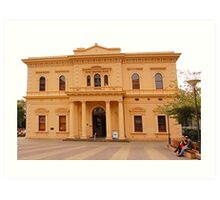 Old State Library, Adelaide S.A Art Print