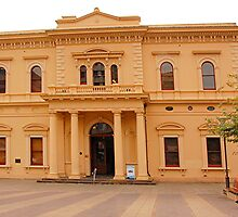 Old State Library, Adelaide S.A by patapping