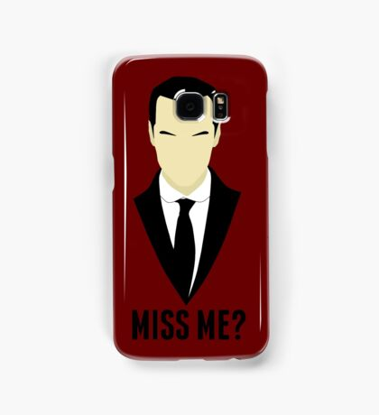 Did you miss Moriarty? Samsung Galaxy Case/Skin