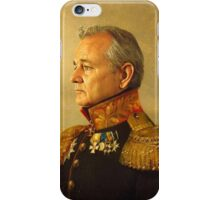 Bill Payne Bill Murray iPhone Case/Skin