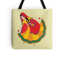 Dancing Lady Tote Bag