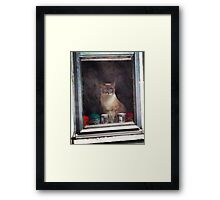 15 Minutes of Fame Framed Print