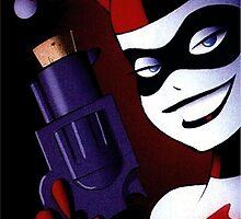Harley Quinn Custom by tekelronaldo
