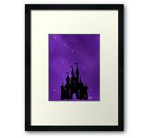 Disney On My Mind Framed Print