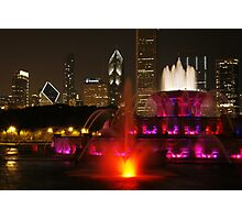 Come to Chicago Photographic Print
