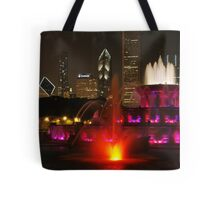 Come to Chicago Tote Bag