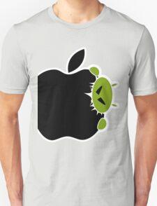 Android Bite Apple Unisex T-Shirt