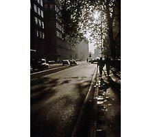 Early Morning Holborn St 19971122 0003 Photographic Print