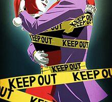 Joker and Harley Quinn by tekelronaldo