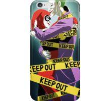 Joker and Harley Quinn iPhone Case/Skin