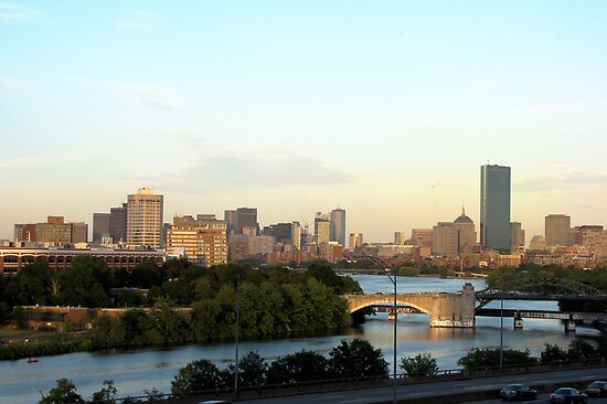 Charles River from StuVi2 by Alexandra Sollers