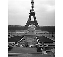 Eifel Tower - in 1945 Photographic Print