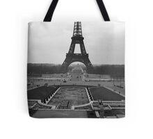 Eifel Tower - in 1945 Tote Bag