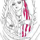 My one true angel by MissTemptress