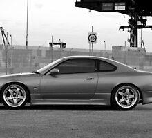 Nissan Silvia S15 by Siddhesh Rishi