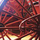 Wheel History by Jon  Johnson