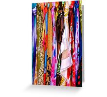 Wild & Silky Greeting Card