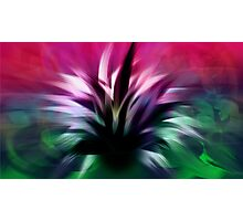 Abstract from the mind Photographic Print