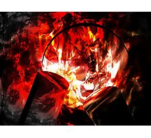 3D Abstract  Photographic Print
