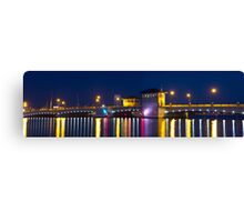 Wisconsin Street Bridge Canvas Print