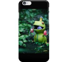 The King's Suit iPhone Case/Skin