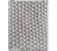 Cozy knitting  iPad Case/Skin