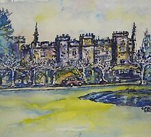 Aubrey Hall by christine purtle